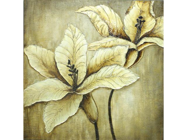 Bronze elegance painting
