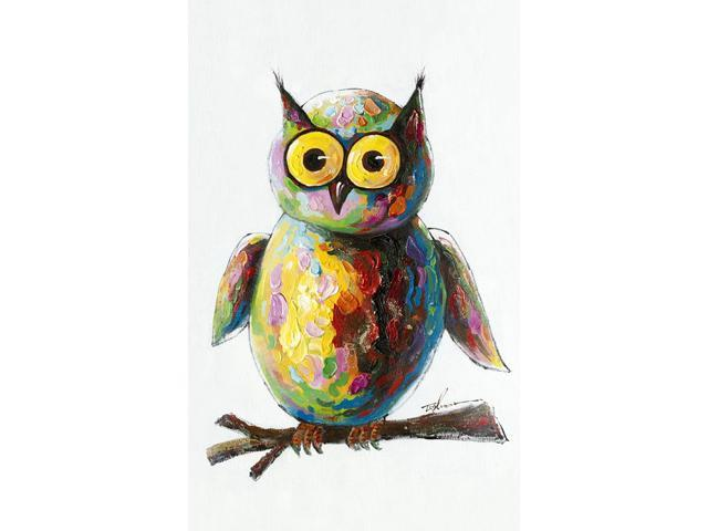 Little hoot painting
