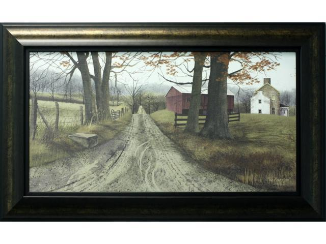 Laminate-the road home painting