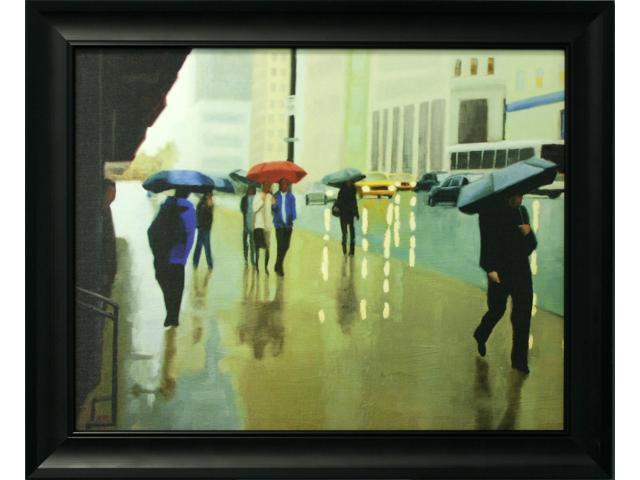 Laminat- newyork state of mind painting
