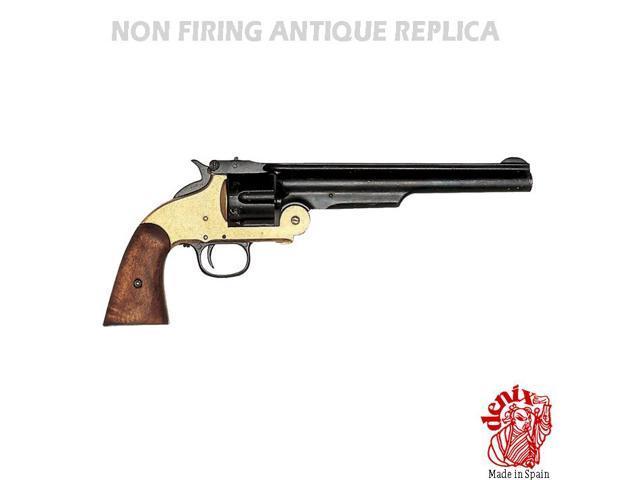 Replica schofield cal. 45 revolver designed by smith & wesson, usa 1860