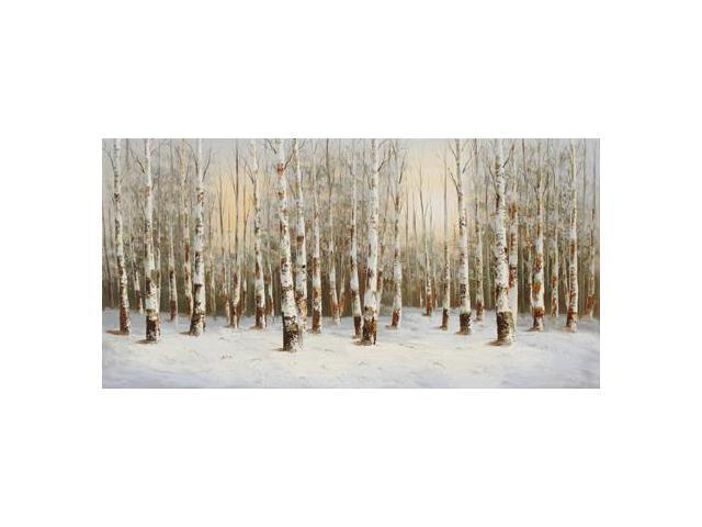 Winter's tale painting
