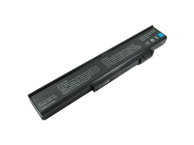 103329 - Gateway 6000 MX6000 MX6400 NX500 Battery 4400mAh