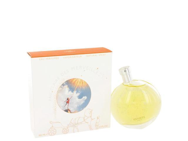 Eau Claire Des Merveilles by Hermes,Eau De Toilette Spray (Eau Parfumee) 1.6 oz