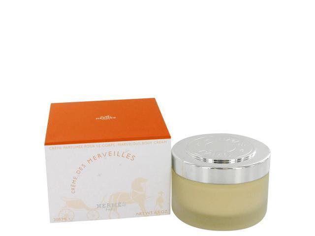 Eau Des Merveilles by Hermes,Body Cream 6.7 oz