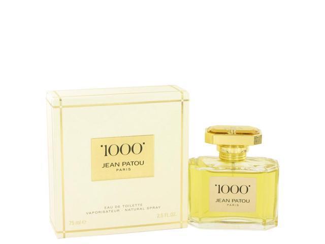 1000 by Jean Patou,Eau De Toilette Spray 2.5 oz