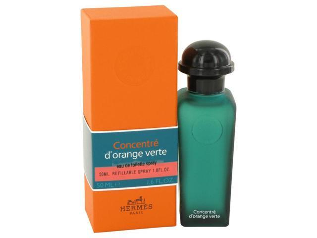 Eau De Toilette Spray Concentre Refillable (Unisex) 1.6 oz