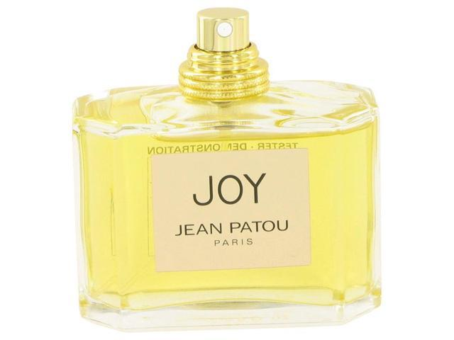 JOY by Jean Patou,Eau De Toilette Spray (Tester) 2.5 oz