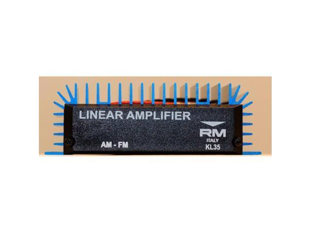Linear amplifier on Shoppinder