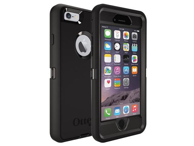 iphone 6 otterbox defender otterbox defender black iphone 6 plus newegg 15011