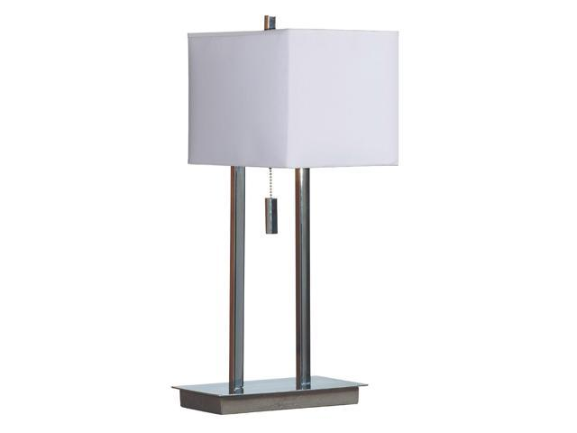 Kenroy Home Emilio Accent Lamp Chrome Finish - 30815CH