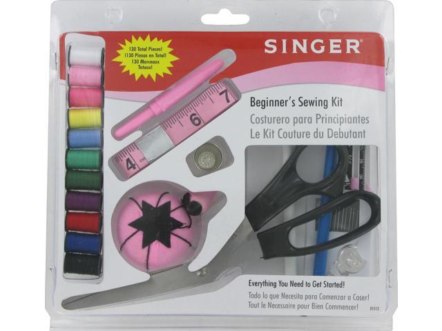 Singer Sewing Kit Bgnr 130P 2901-1327