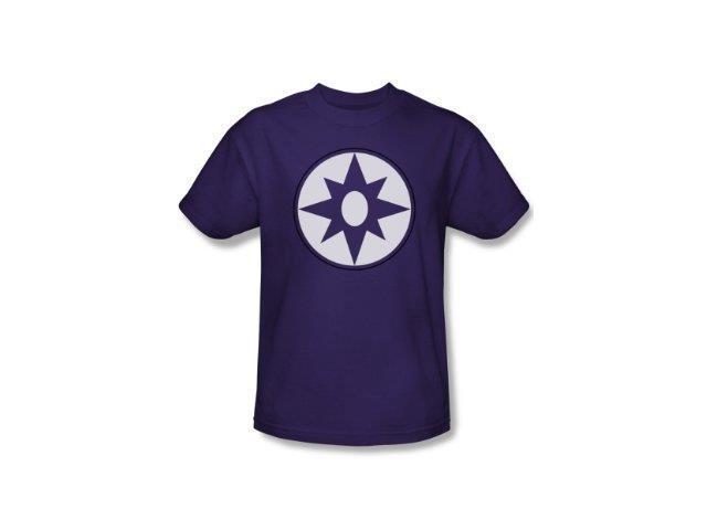 green lantern violet lantern corps symbol purple adult t