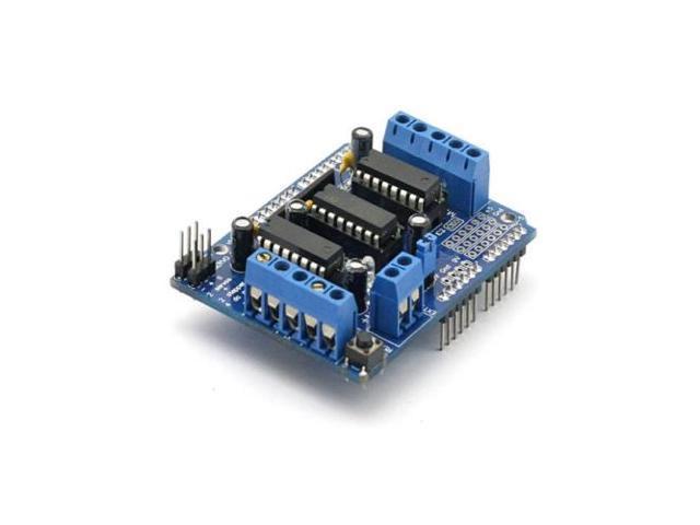 L293d motor drive shield for arduino mega 2560 uno r3 avr atmel Arduino mega 2560 motor shield