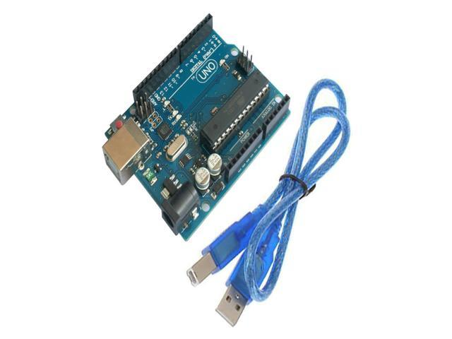 UNO R3 Rev3 Development Board ATmega328P ATMEGA16U2 AVR w/USB for Arduino