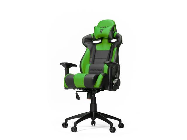 Vertagear vg sl4000 series ergonomic racing style gaming for Chaise gamer pc