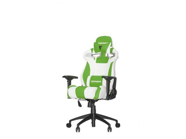 Vertagear VG-SL4000 Series Ergonomic Racing Style Gaming Office Chair - White/Red
