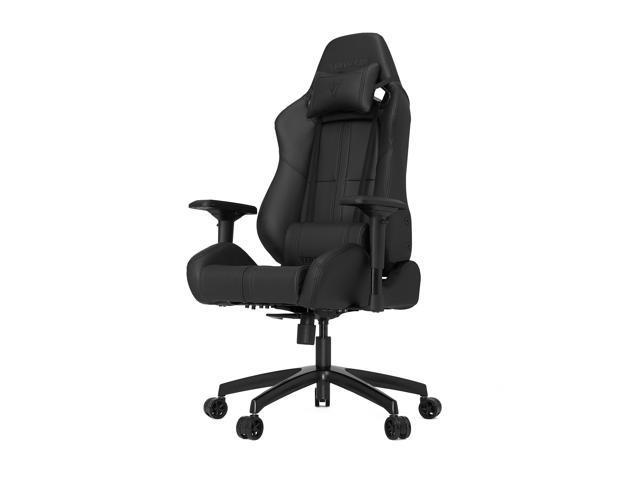 Vertagear VG-SL5000 Series Ergonomic Racing Style Gaming Office Chair - Black/Carbon (Rev. 2)