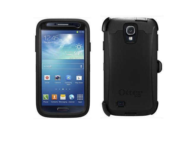 Otterbox Defender Series Case Cover For Samsung Galaxy S4 ...