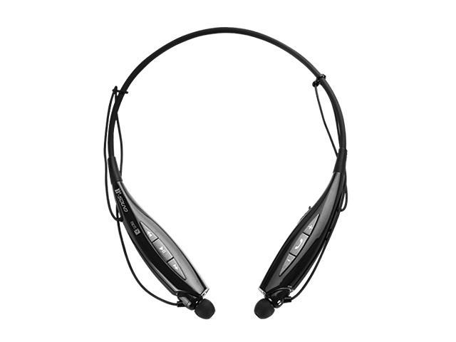 W-sound TF830 Sport V4.0 Wireless Bluetooth Stereo Headset (Black)