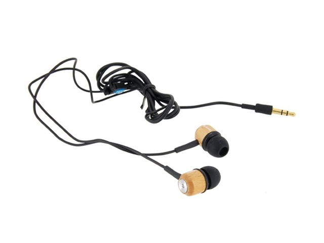 Kanen KM-92 Wooden In-ear Headphones