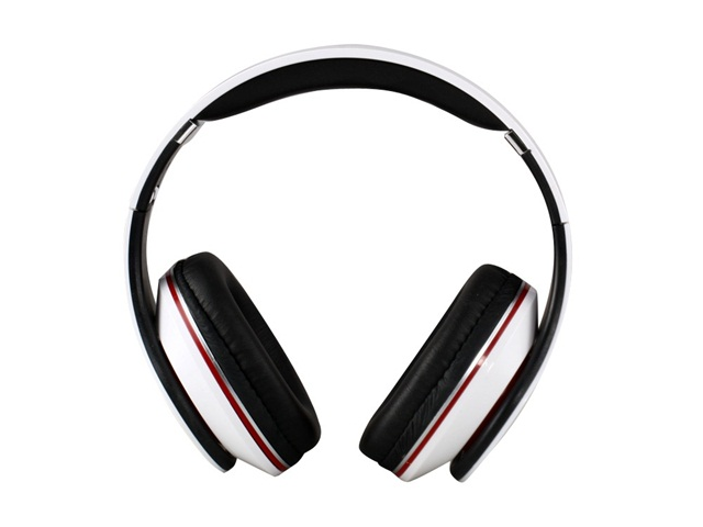 Yongle IP-802 Foldable Adjustable 1.2m Headphones with Microphone for Cell Phones & Computers, MP3 Players, MP4 Players