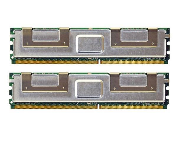 4GB (2*2GB) MEMORY PC2-5300 DDR2 667MHz Fully Buffered 240pin FB-DIMM ECC for Intel S5000VSA (NOT FOR PC/MAC)