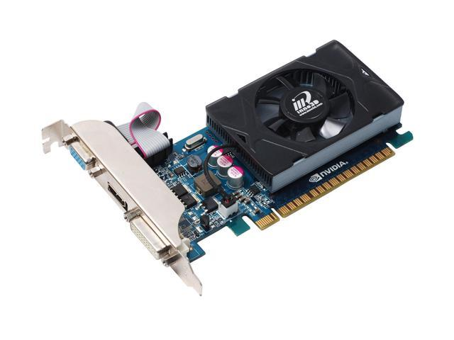 NVIDIA Geforce SDDR3 GT 630 Low Profile PCI Express Video Graphics Card HMD for Slim case 2GB