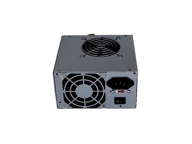 600W ATX Power Supply SATA Silent Dual 8CM Fans for Intel AMD PC