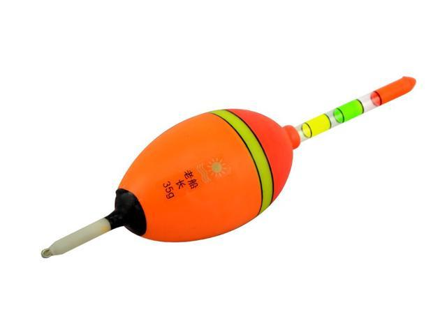Colorful plastic portable fishing float floater foam for Foam fishing bobbers