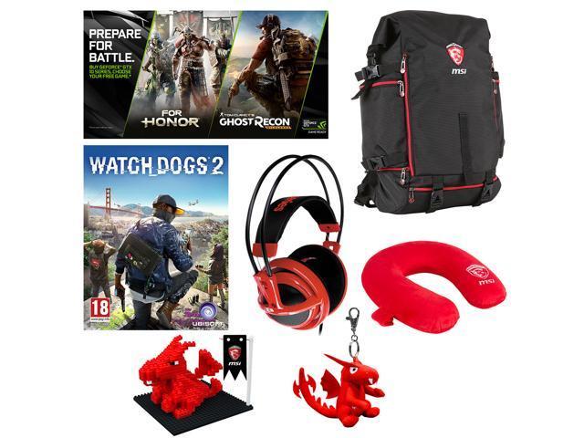 Newegg Watch Dogs  Promo