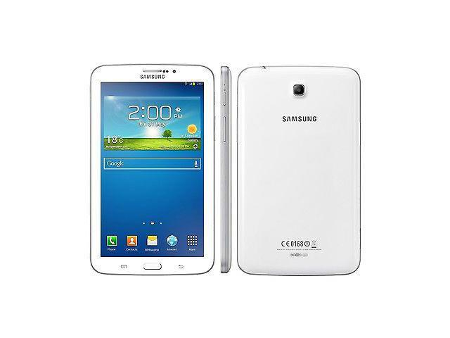 samsung galaxy tab 3 7 0 sm t211 white factory unlocked. Black Bedroom Furniture Sets. Home Design Ideas