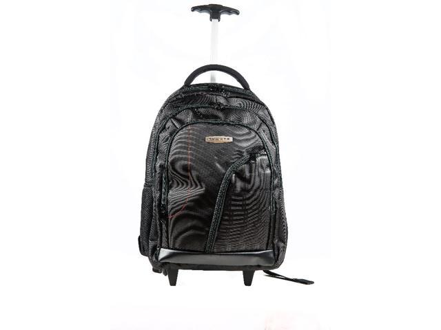 CHAMPS - backpack on wheels with laptop compartment