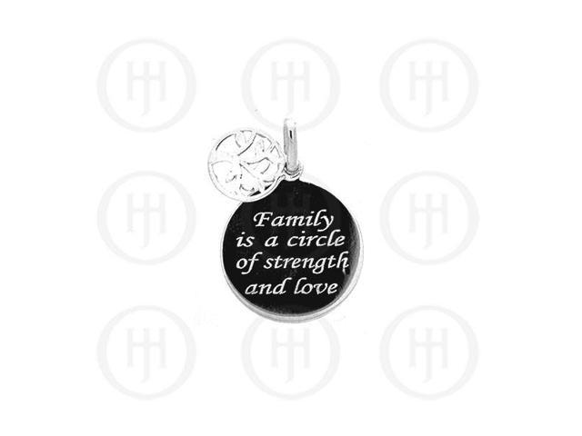 Sterling Silver Tree of Life Inspirational Pendant