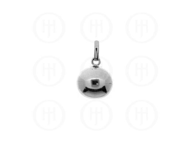 Sterling Silver Round CHIME Ball