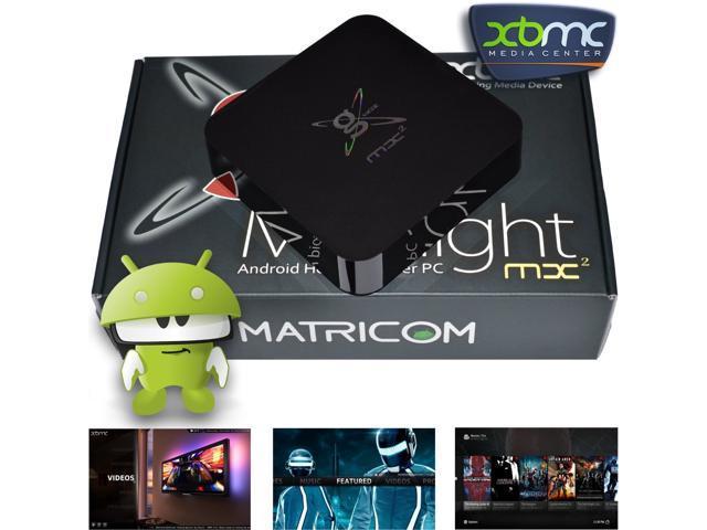 Matricom G-Box Midnight Mx2 Manual