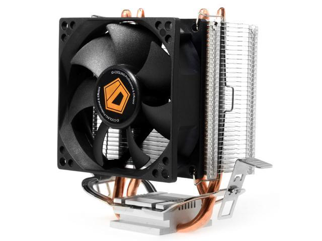 ID-COOLING SE-802 2 Direct Touch Heatpipes CPU Cooler with 80mm Fan for Intel & AMD
