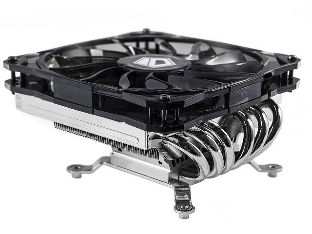 Id Cooling Is 60 Tdp 130w Low Profile Slim Itx Htpc System
