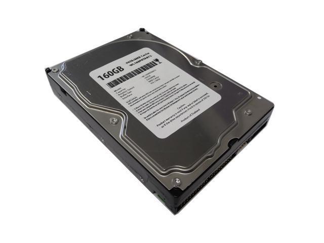 WL 160GB 2MB Cache 7200RPM IDE PATA Ultra ATA/100 3.5