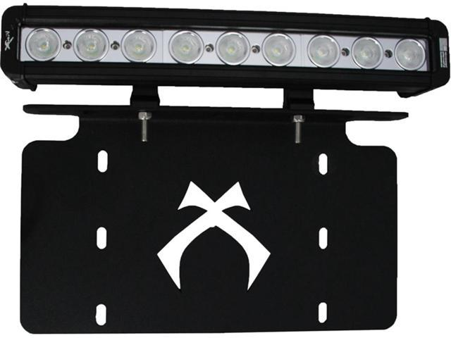 Vision X Lighting 9887012 License Plate Bracket