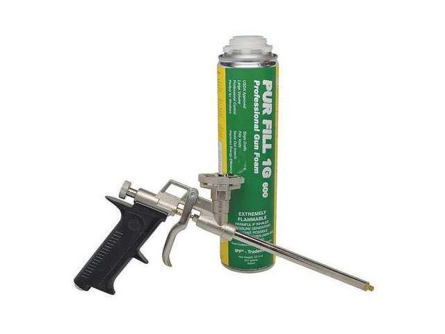 Spray Foam Sealant Kit Todol SHK01