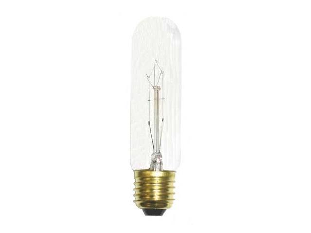 lumapro 60w t10 incandescent light bulb 4rzx7. Black Bedroom Furniture Sets. Home Design Ideas