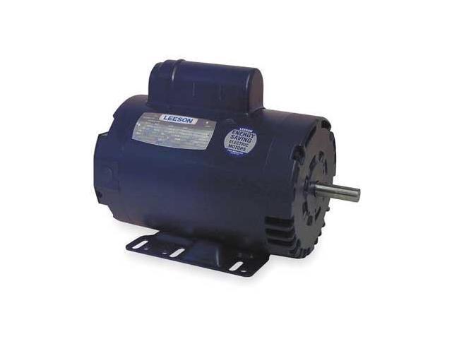 Leeson 50 Hz Motor 2 Hp 2850 110 220 V 56h Odp