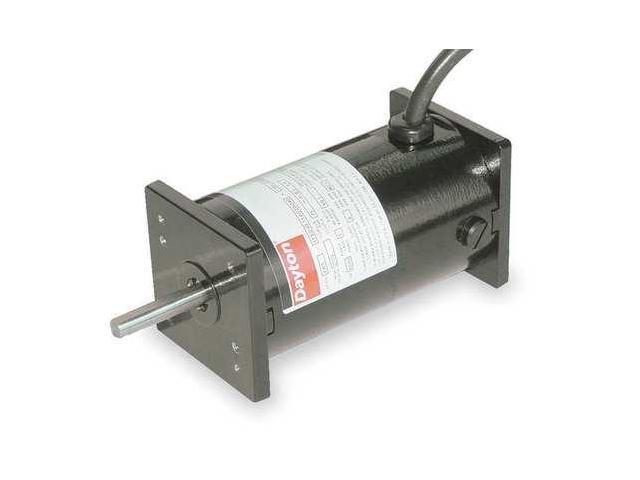 Dc Permanent Magnet Motor Dayton 3xe20