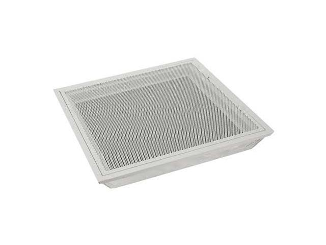 Perforated Lay In Grille : Perforated return diffuser mjv newegg
