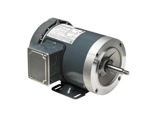Jet Pump Motor Marathon Motors 56t34f5343