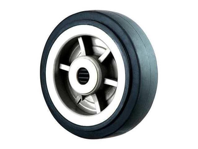 1ULR4 Caster Wheel, 350 lb., 4 D x 2 In.