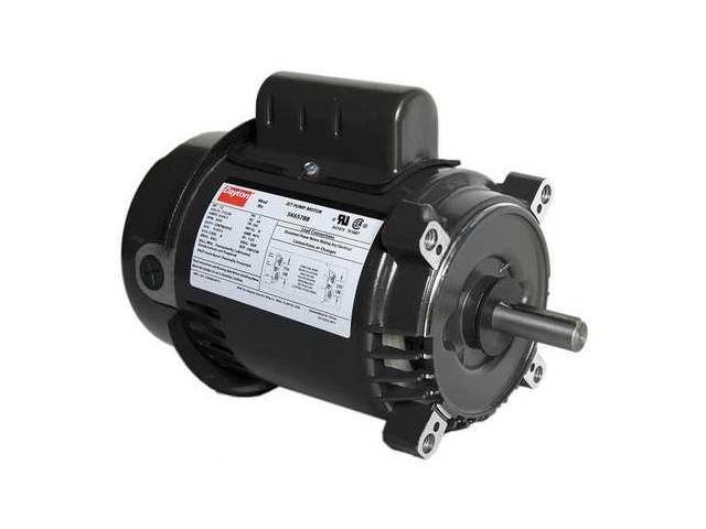 Jet Pump Motor Dayton 5k657