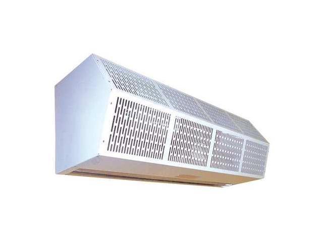 Heated Air Curtain, Berner, CHC10-2072EZ-160-3X-G-Newegg.com