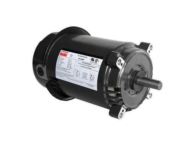 Dayton 5k658 Motor 3 4hp Jet Pump